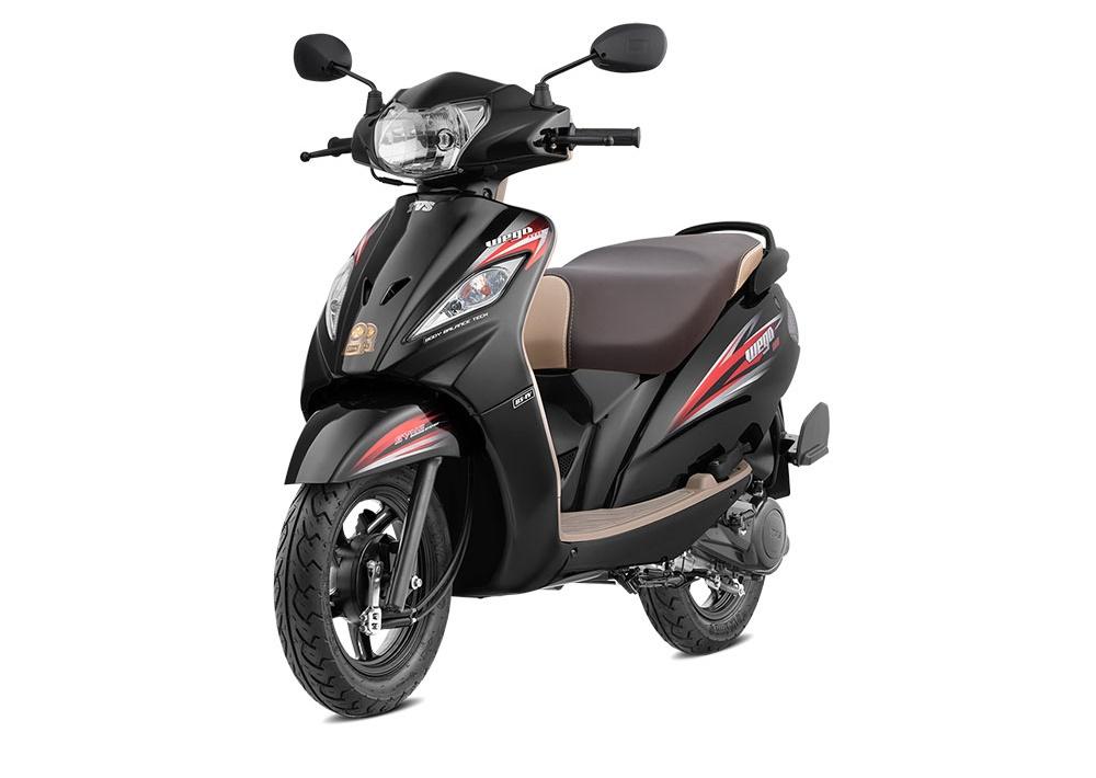 موتورسیکلت TVS مدل وگو 110