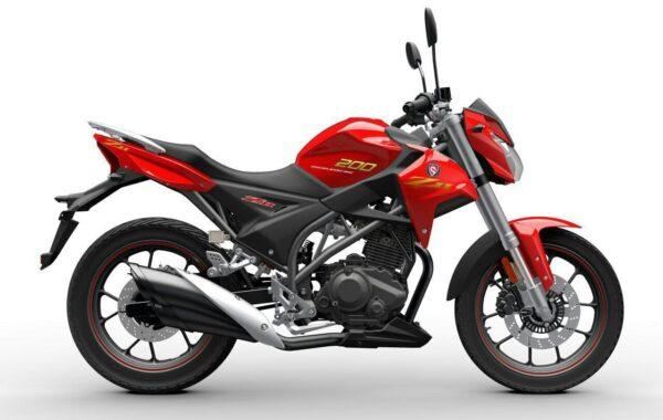 موتورسیکلت دینو ZII