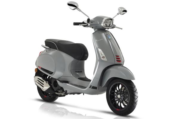 موتورسیکلت وسپا اسپرینت 150