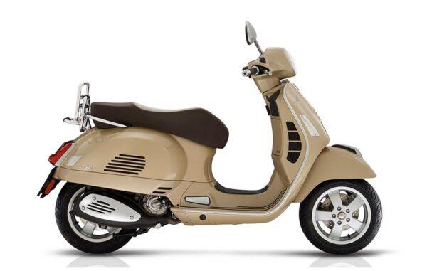 موتورسیکلت وسپا مدل GTS Touring 249