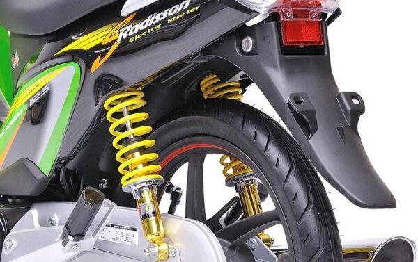 موتورسیکلت رادیسون 125