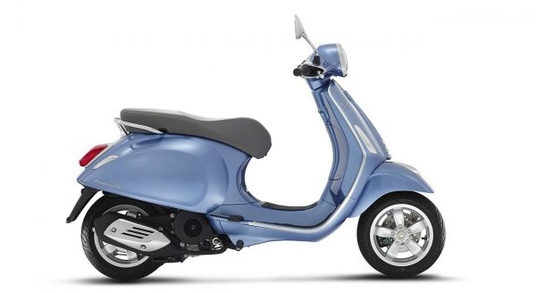موتورسیکلت وسپا مدل پریماورا 150